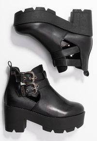 Coolway - NAHIA - Ankle boots - black - 3