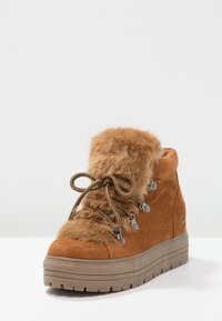 Coolway - OSLO - Ankle boots - cognac - 3