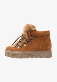 Coolway - OSLO - Ankle boots - cognac - 1
