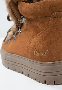Coolway - OSLO - Ankle boots - cognac - 6