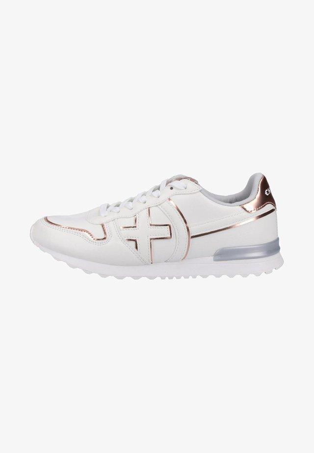 Sneaker low - white/gold