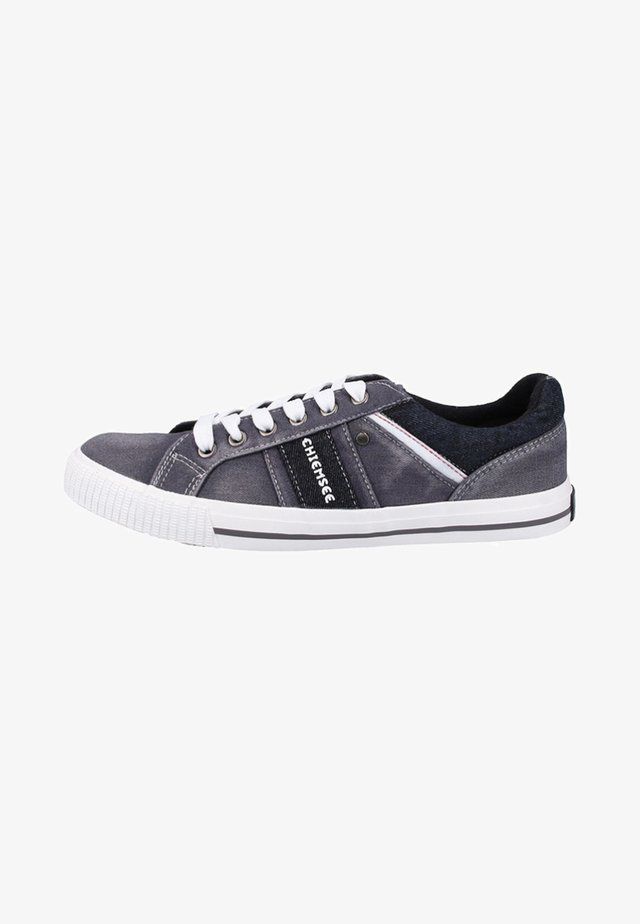 Sneaker low - grey/black