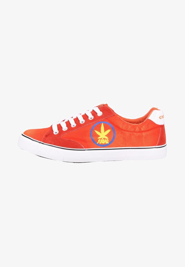 Sneaker low - orange