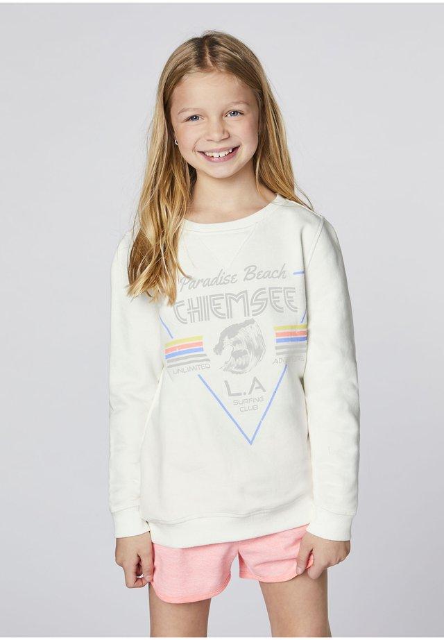 Sweatshirt - star white