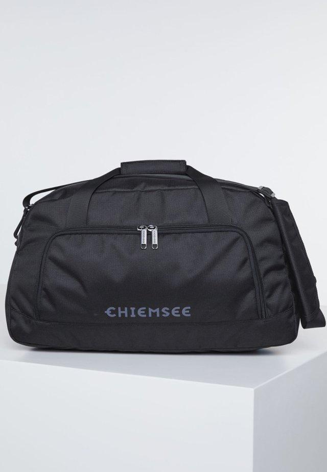 MIT GROSSEM - Golf bag - deep black
