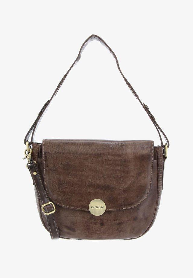 BRISBANE - Across body bag - brown