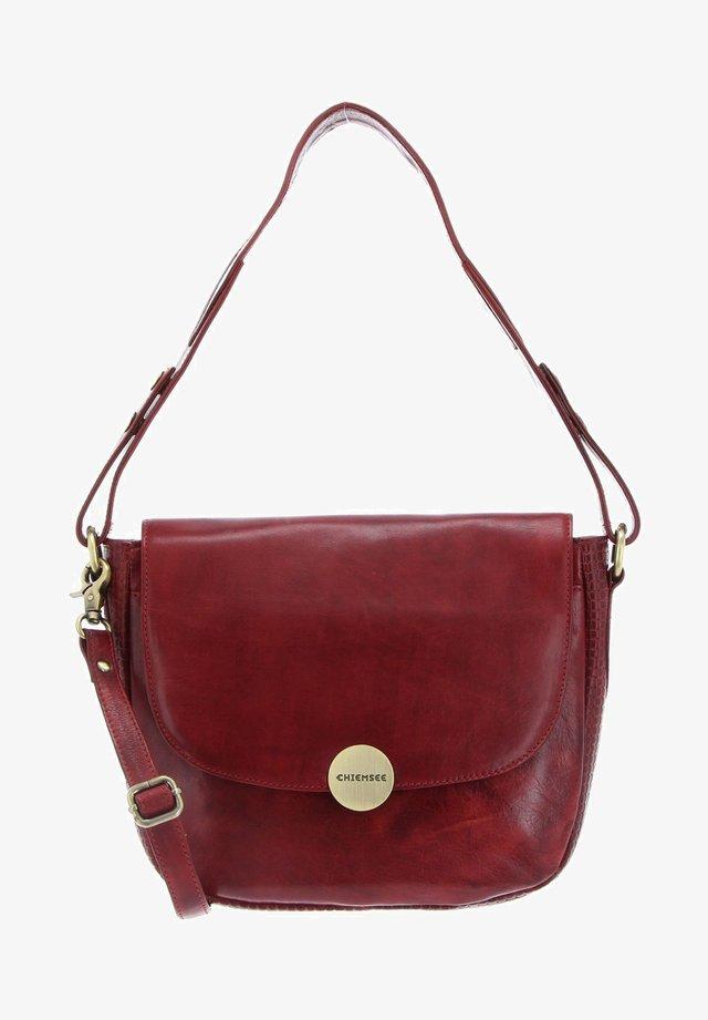 BRISBANE - Across body bag - red