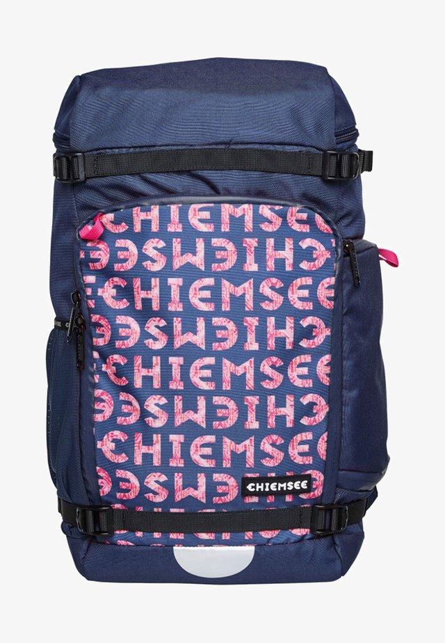 STAN - Tagesrucksack - dark blue/pink