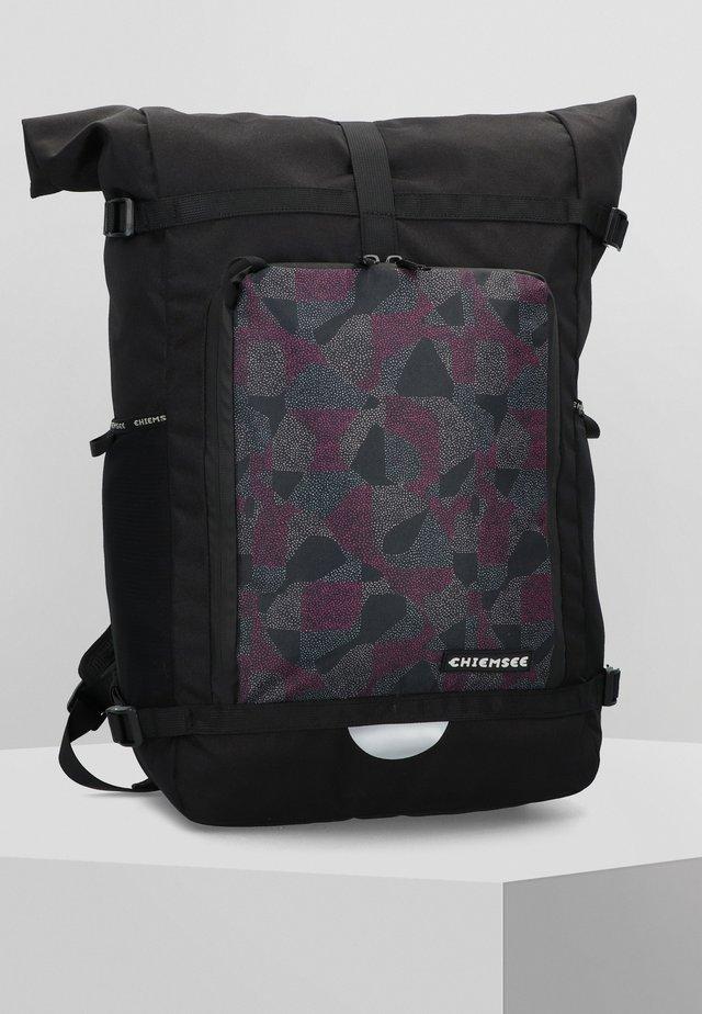 HEKTOR  - Rucksack - pink/black