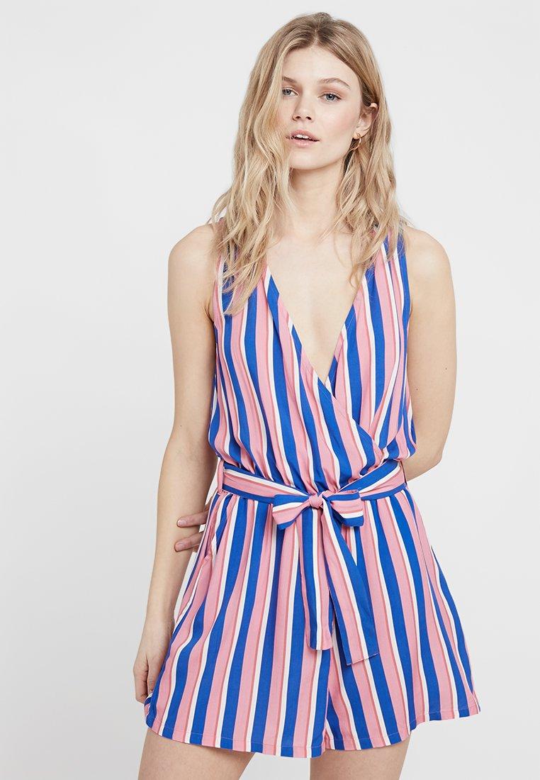 Chiemsee - Strand accessories - medium blue/ light pink