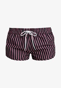 Chiemsee - GOSINA  - Shorts da mare - black/pink - 3