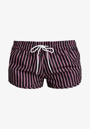 GOSINA  - Plavky - black/pink