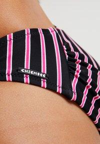 Chiemsee - EBONY SET - Bikiny - black/pink - 7