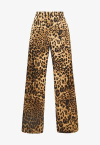 Copenhagen Muse - Trousers - brown - 3