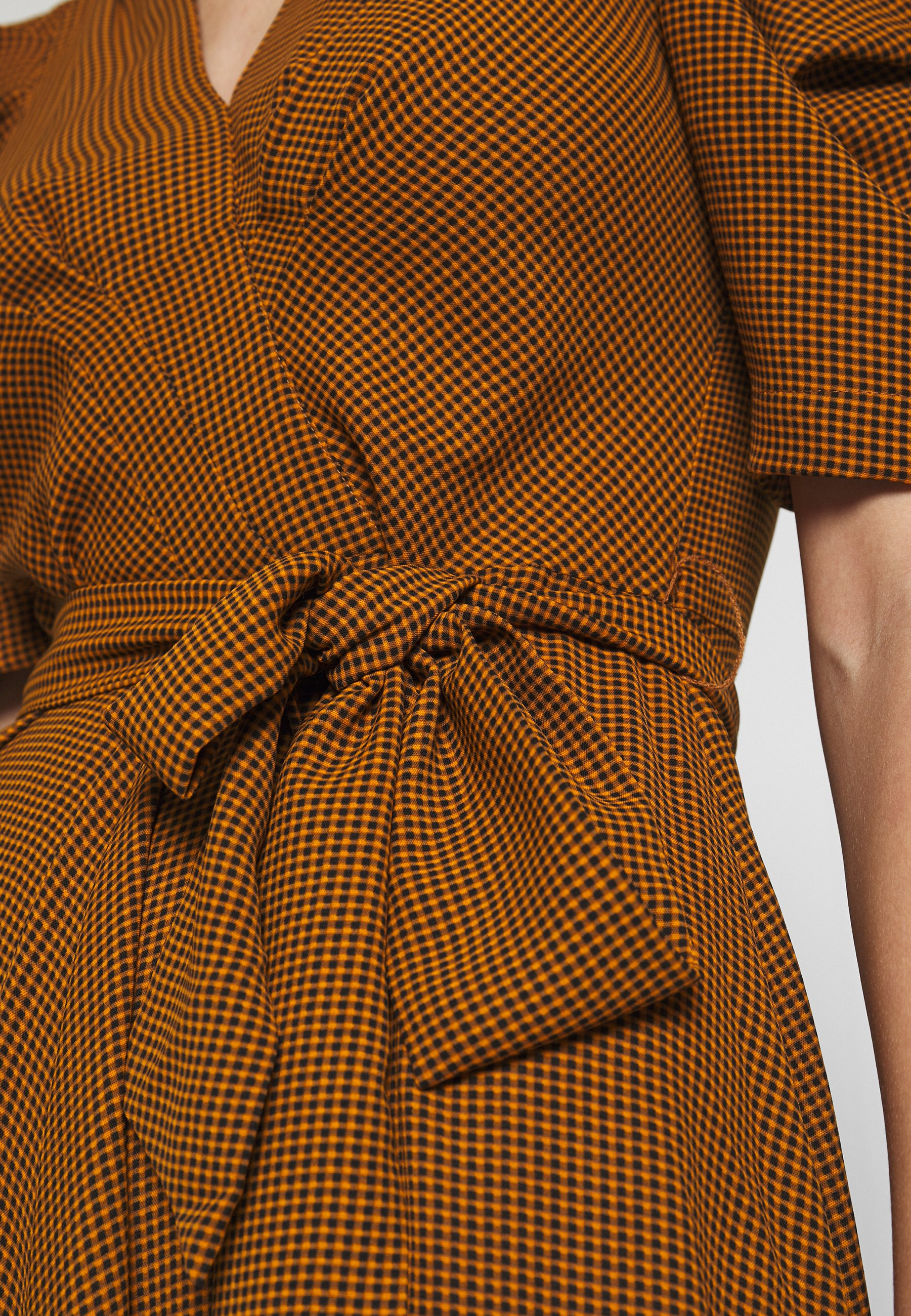 Copenhagen Muse Maxi Dress - Orange