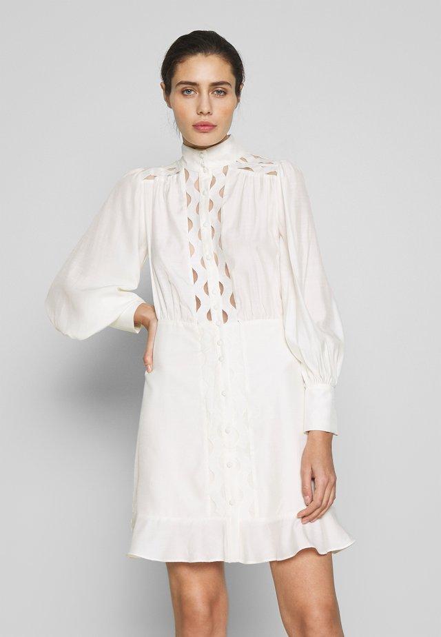 Sukienka koszulowa - jet stream