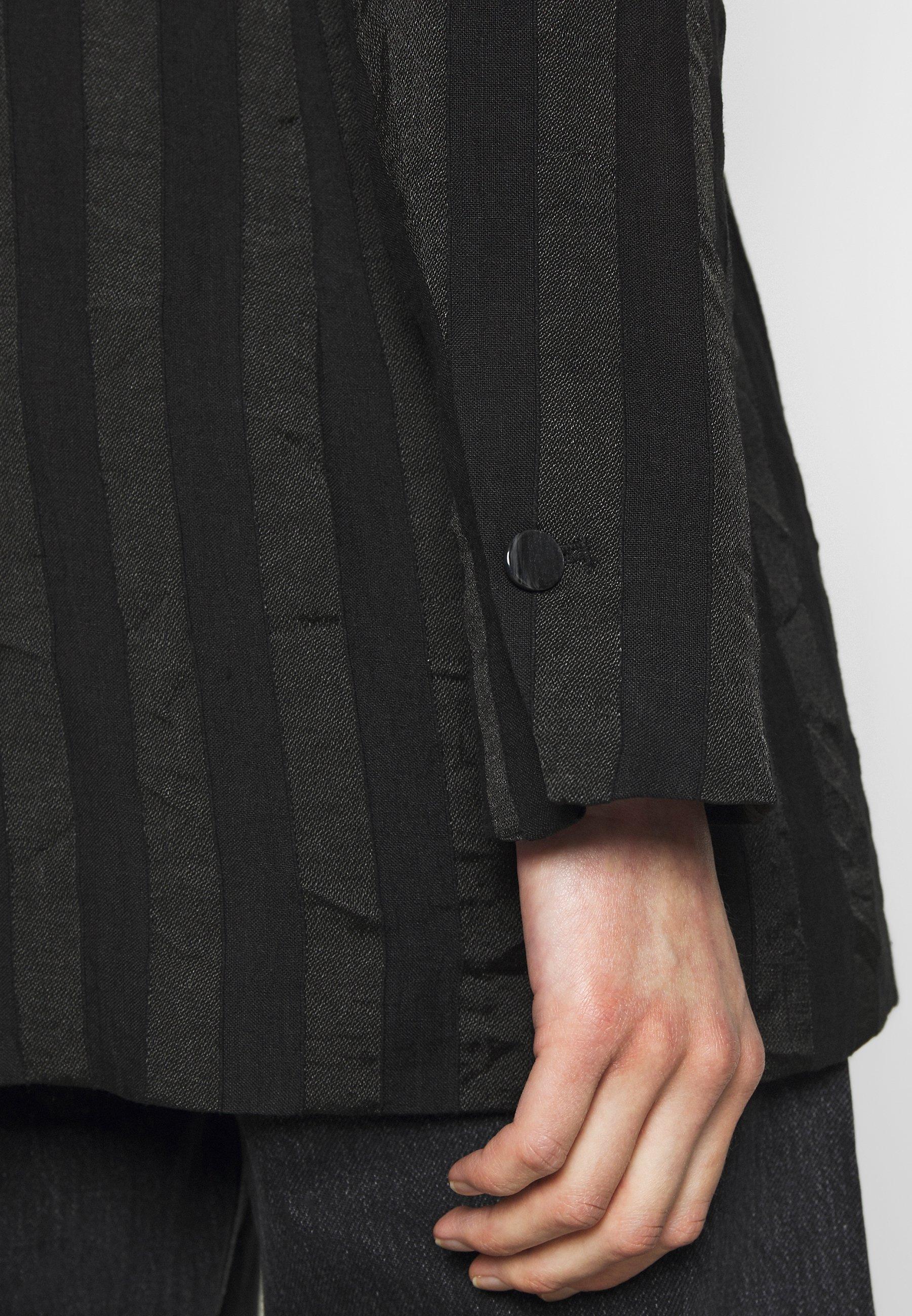 Copenhagen Muse POSH - Krótki płaszcz - black