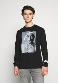 Chi Modu - REALITY - Long sleeved top - black/white - 0