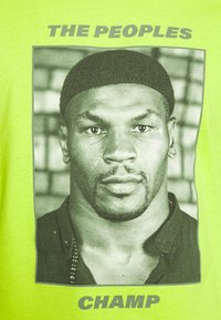 Chi Modu - THE PEOPLES CHAMP 2 - T-shirt à manches longues - neon green - 5