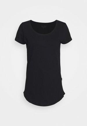TEE - Basic T-shirt - midnight
