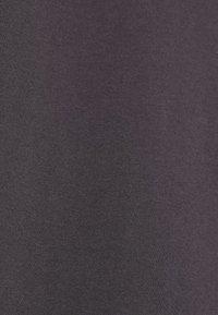 Casa Amuk - LONG SLEEVE TEARDROP TEE - Långärmad tröja - asphalt - 2