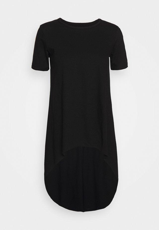 MULLET TEE - T-shirt med print - black