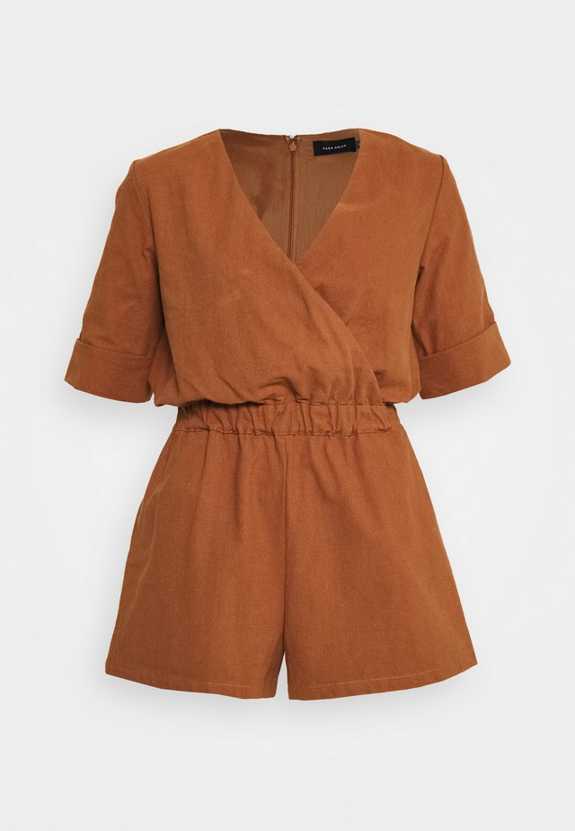 ROMPER - Jumpsuit - brown