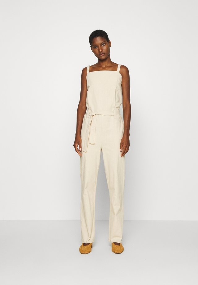 Overall / Jumpsuit - natural