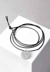 COBRAELEVEN - MIT GRAVUR BY ERDOGAN ATALAY - Necklace - silver-coloured - 0