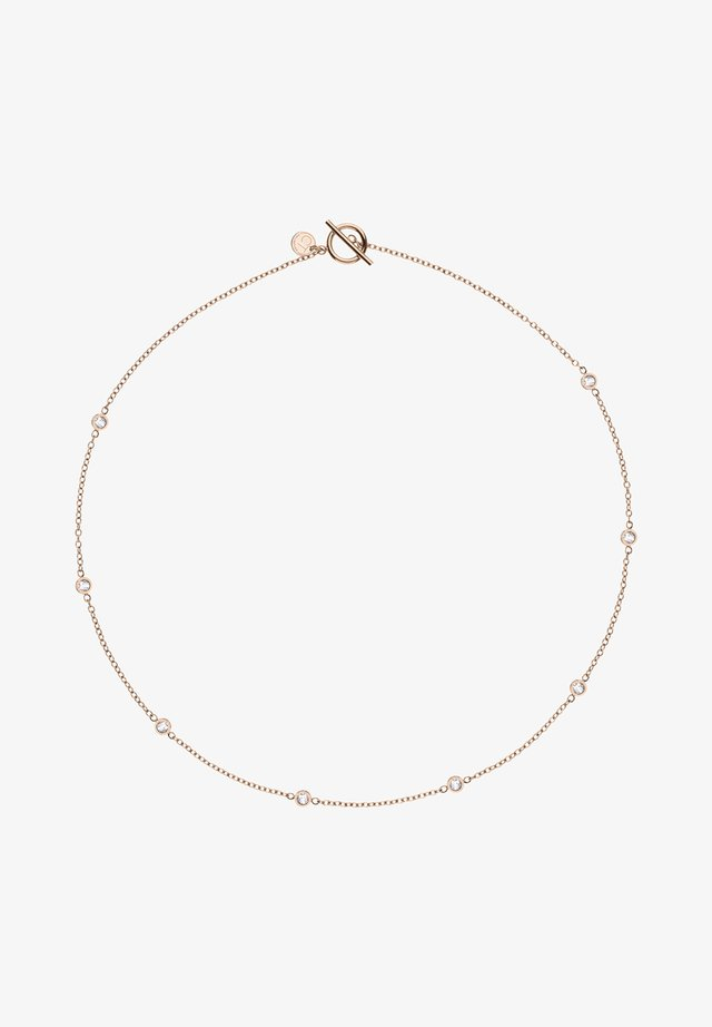 Necklace - rose gold