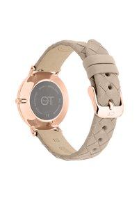 Cool Time - Watch - braun-weiß - 2