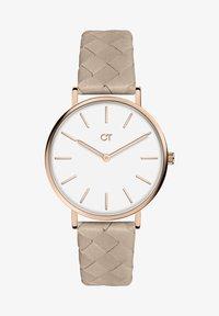 Cool Time - Watch - braun-weiß - 1