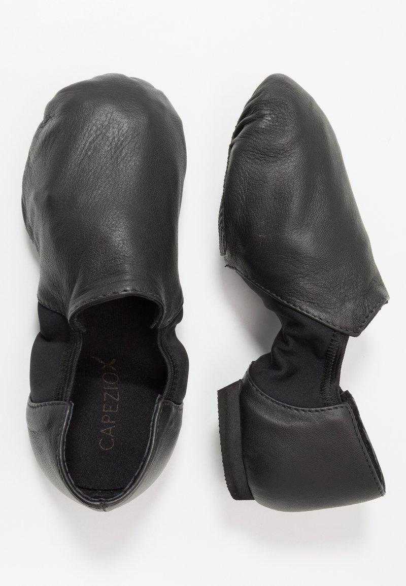 Capezio - JAZZ SHOE HANAMI - Sportschoenen - black
