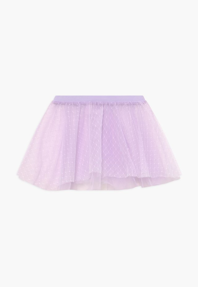 BALLET PULL ON - Mini skirt - lavender