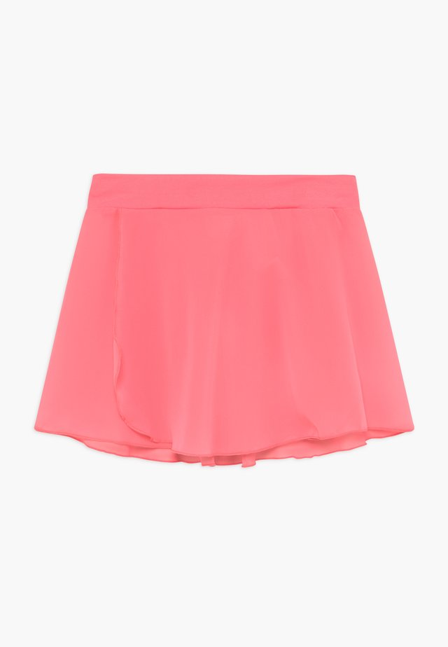 BALLET PULL ON - Mini skirt - flamingo