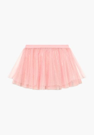 GIRLS BALLET PULL ON - Spódnica mini - pink