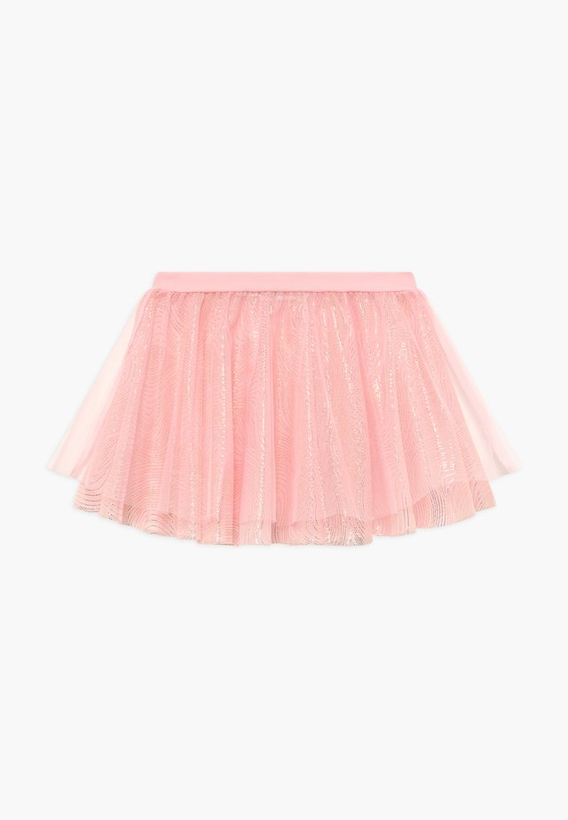 GIRLS BALLET PULL ON - Mini skirt - pink