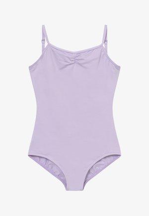 BALLET CAMI LEOTARD WITH ADJUSTABLE STRAPS - Danspakje - lavender