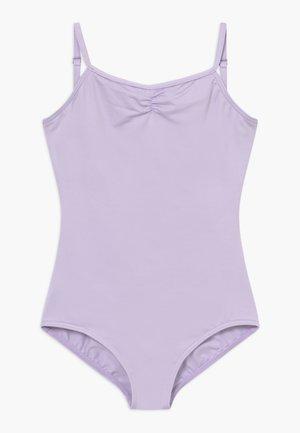 BALLET CAMI LEOTARD WITH ADJUSTABLE STRAPS - Verryttelypuku - lavender