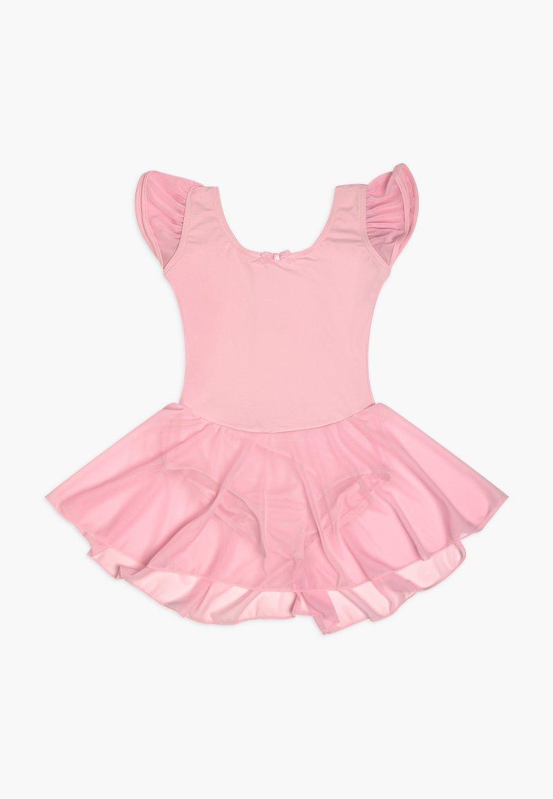 Capezio - BALLET FLUTTER SLEEVE DRESS - Sportklänning - pink