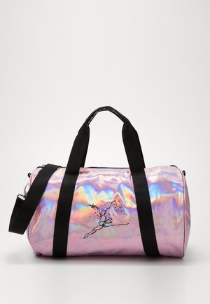 LEGACY DUFFLE - Sportväska - holographic pink