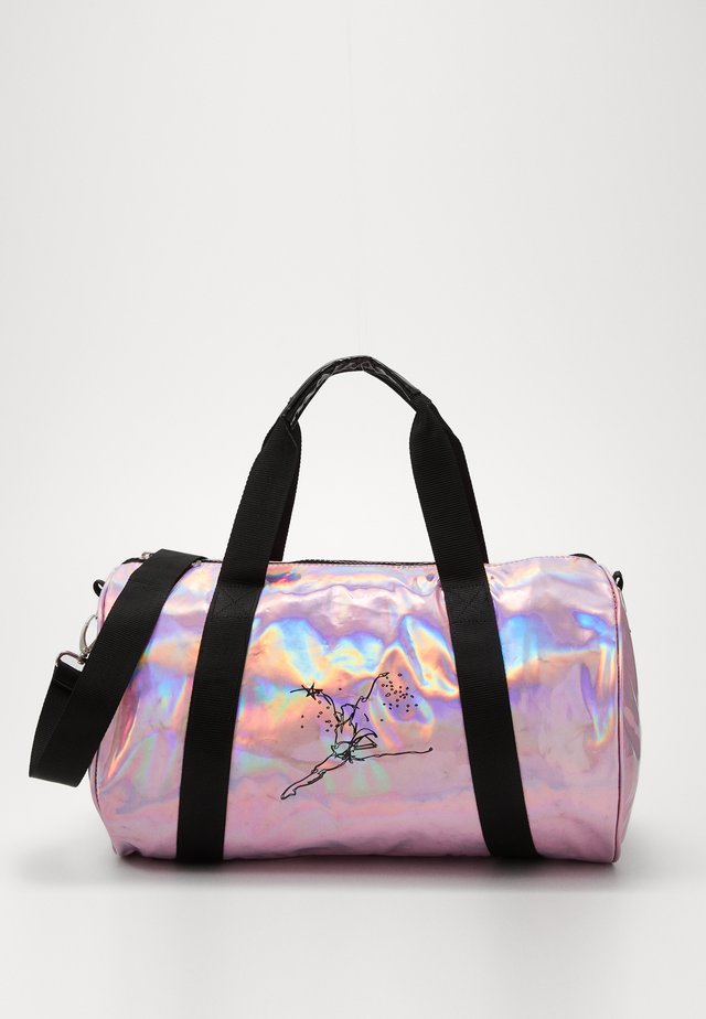 LEGACY DUFFLE - Sports bag - holographic pink