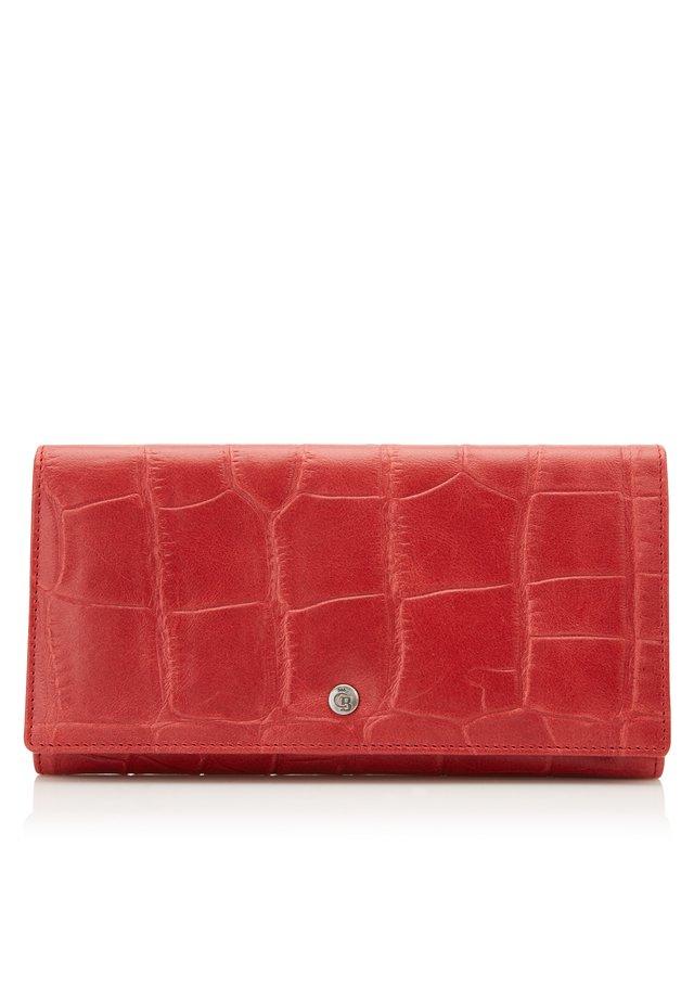 14 KARTEN RFID - Wallet - Rot