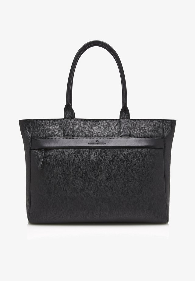 ANNA  - Shopper - schwarz