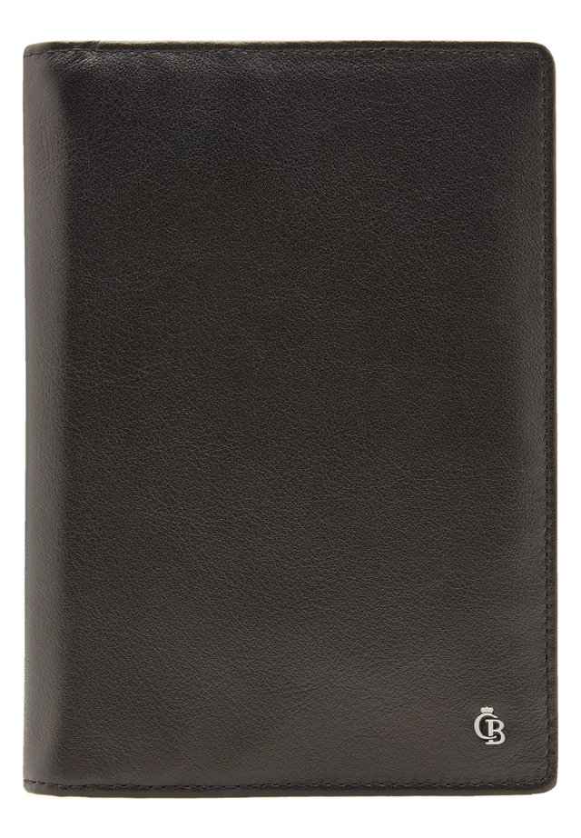 Business card holder - schwarz