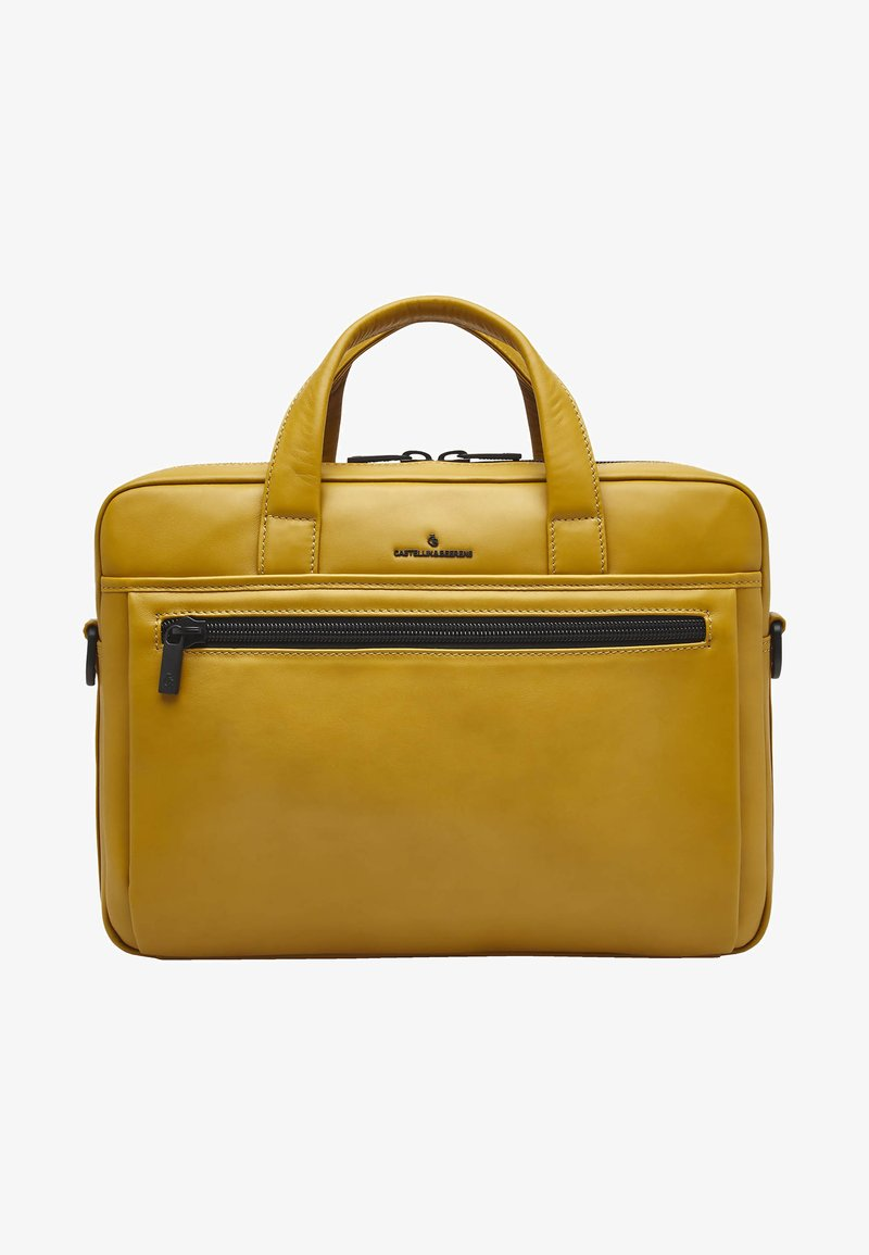 Castelijn & Beerens - Briefcase - yellow