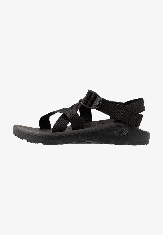 Z CLOUD - Walking sandals - solid black