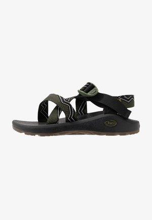 CLOUD - Walking sandals - fleet moss