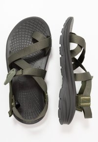 Chaco - Z VOLV 2 - Outdoorsandalen - solid forest - 1