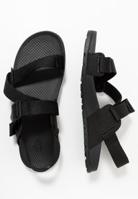 Chaco - LOWDOWN  - Trekkingsandale - black - 1